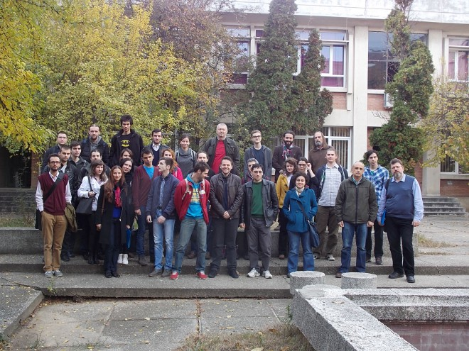 [Bucharest 2015] Post conference info